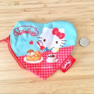 Rare Hello Kitty MINI make up pouch